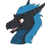 Dragon Head (commission)