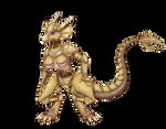 Automaton Dragoness (commission)