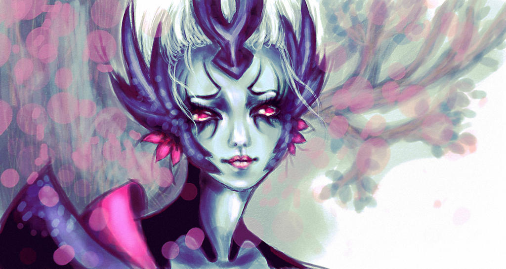 vengeful spirit dota 2 by porevit on deviantart