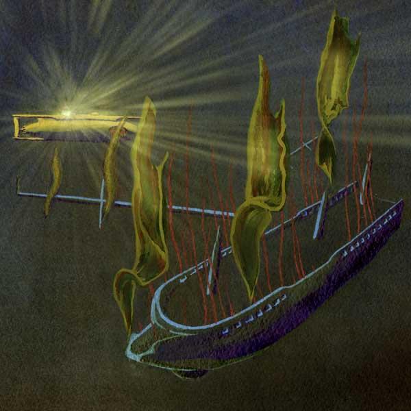 Sinking Ship by PixeeDust