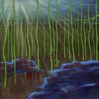 Submarine Forest by PixeeDust
