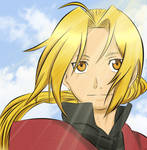 Edward Elric- Age 18 Colour