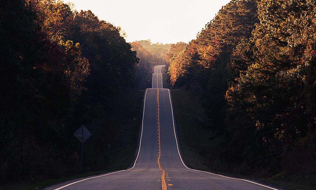 Empty Roads by matthewfoxxphotos
