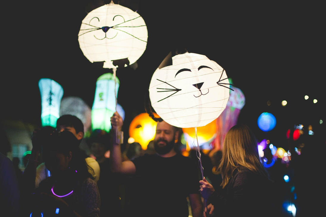 Purfect Lanterns by matthewfoxxphotos