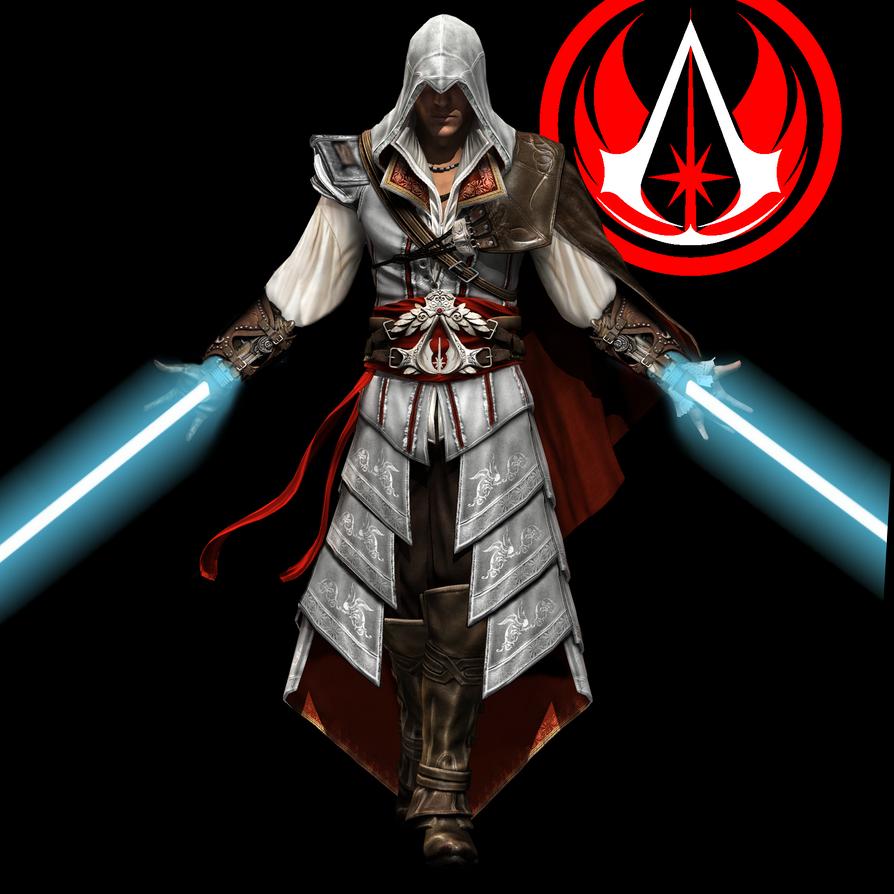 Jedi Wallpaper: Jedi-Assassin[2] By Robofighter4 On DeviantArt