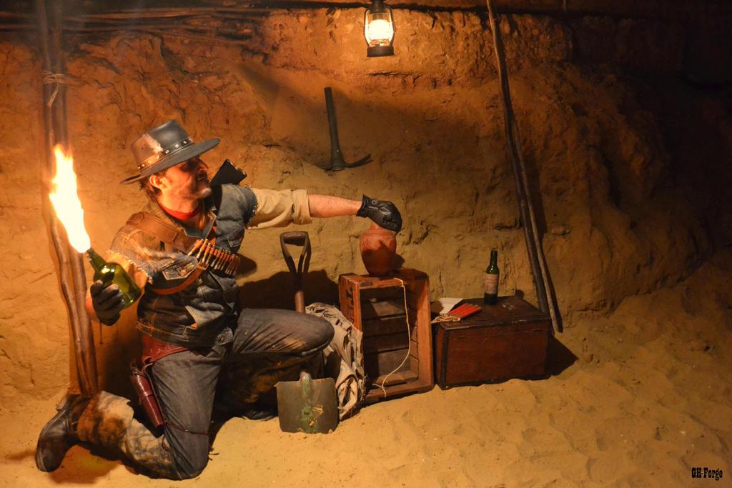 RDR - Gaptooth Breach Mine by GH-FORGE