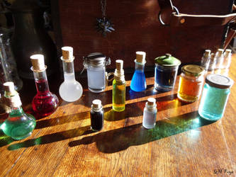 Witcher potions