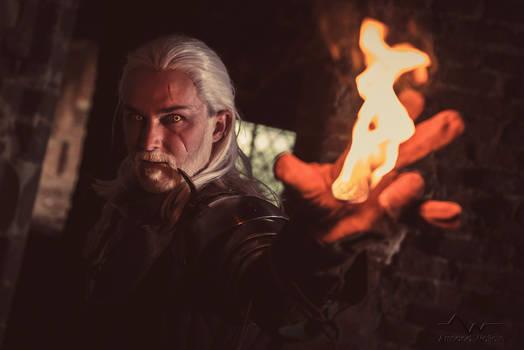 Witcher 3- Igni