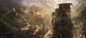 Draken'Orf by dges