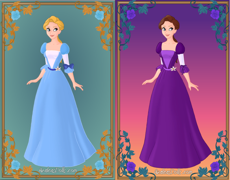 The twins barbie and the 12 dancing princesses by ninjagofangirl1919 on deviantart - Barbie and the 12 princesses ...