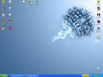 Blue screen by yonutz