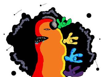 Rock worm by yonutz