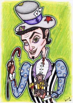 Psychopathic Hatter