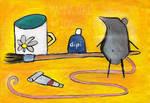 Problem With Mice by Stardust-Splendor