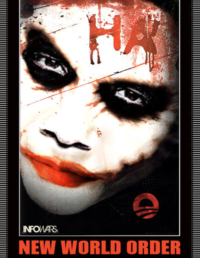 Obama Joker by virtuadc