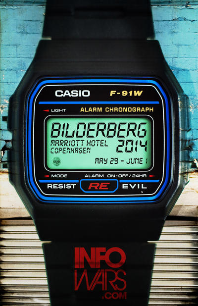 Bilderberg 2014: It's About Time by virtuadc