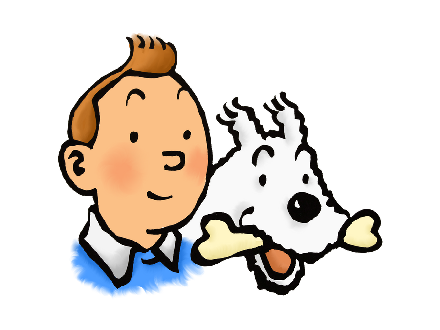 tintin and snowy wallpaper - photo #31