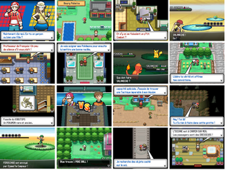 Pokemon BlazeRed - New long demo available by Eli-eli76