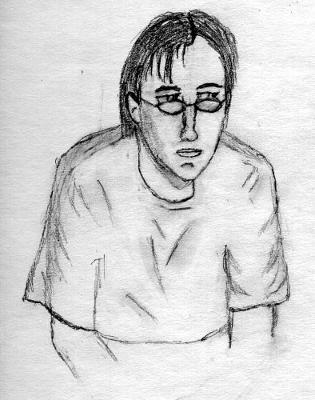 My boyfriend the geek boy by AlphaYami
