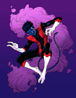 Nightcrawler by BESTrrr