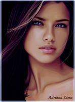 Adriana lima by Swezzels