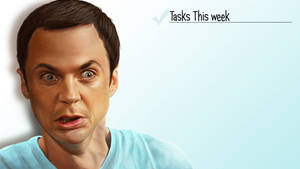 Sheldon Loosing his Cool