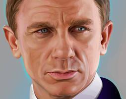 Bond, Daniel Craig by Swezzels
