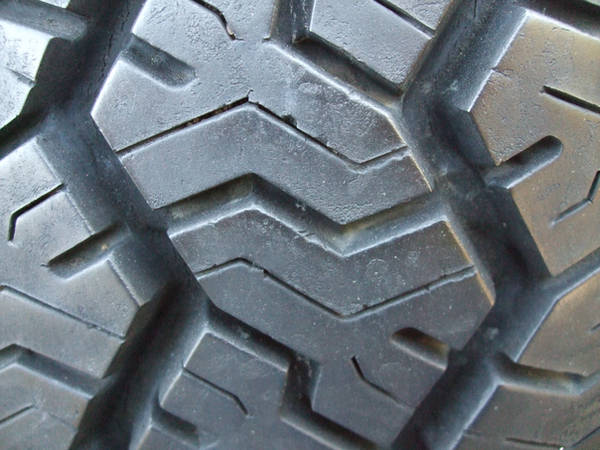 Tire Texture 01 by dknucklesstock