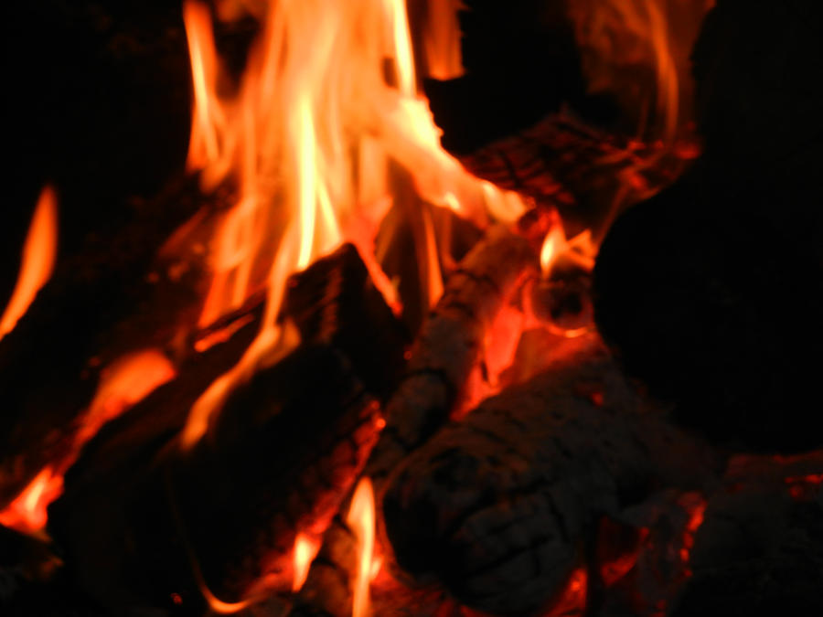 Campfire 12 by dknucklesstock