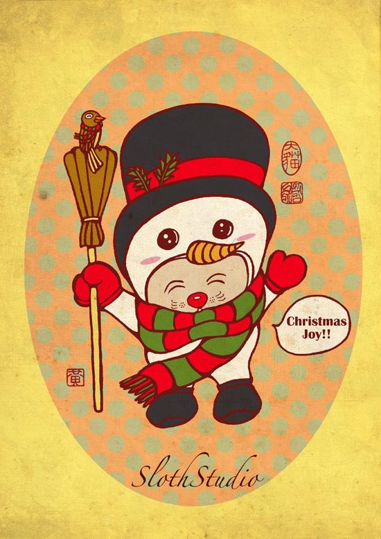 Christmas Joy by tamaow