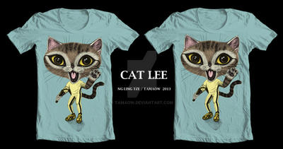 Cat Lee by tamaow