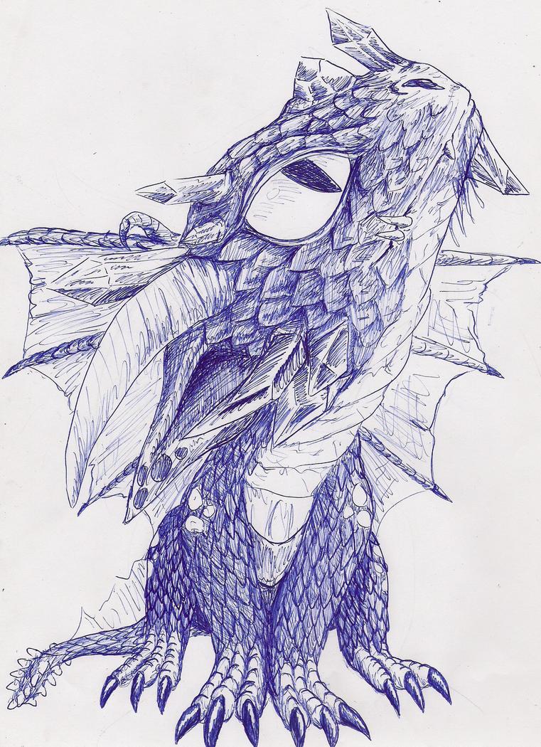 Whelpy Azuregos by Eppon