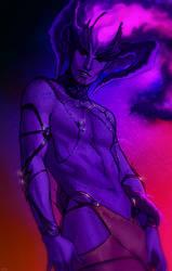 desire demon /PLEASE DO NOT REPOST/ by bluewickedbehemoth