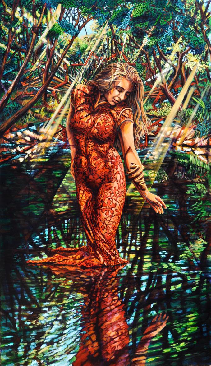 River's Edge by GregSkrtic