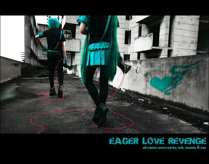VOCALOID: ELR 01 by kaziest