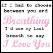 Love Quote by LaurenEatsChildren
