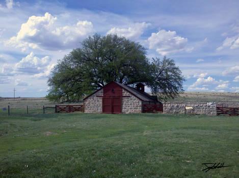 Cottonwood Ranch Barn