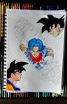 Dragon Ball Super WIP