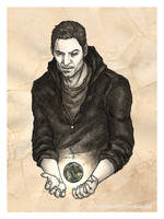 Gadreel ~ I Loved Humanity by fromthatedge