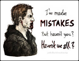 Gadreel ~ I've Made Mistakes by fromthatedge