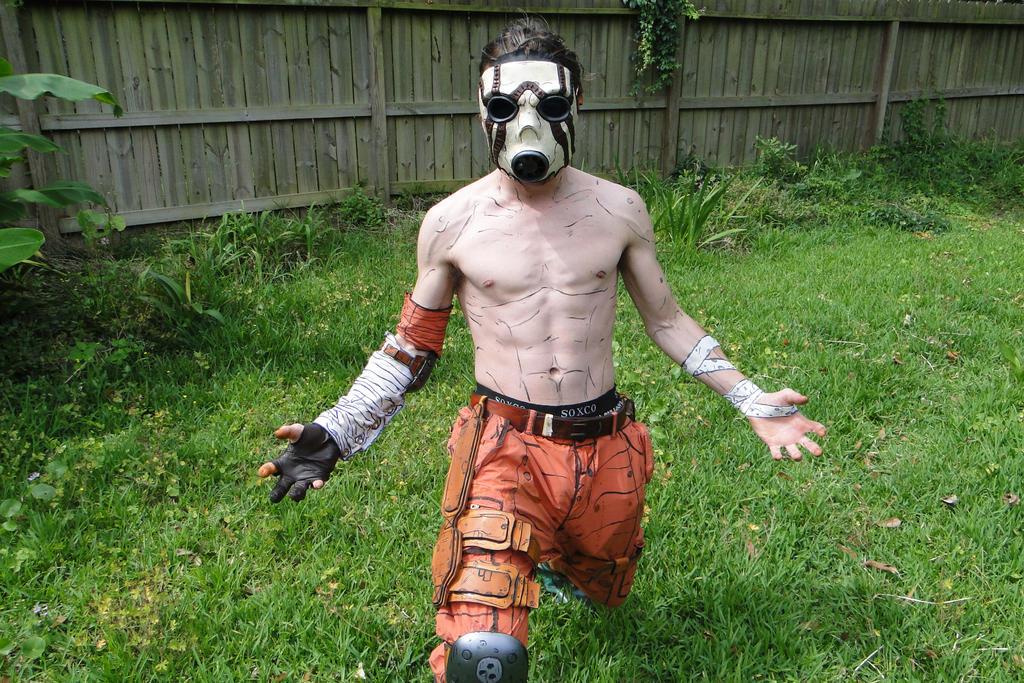 Borderlands Psycho 3 By DJdrummer On DeviantArt
