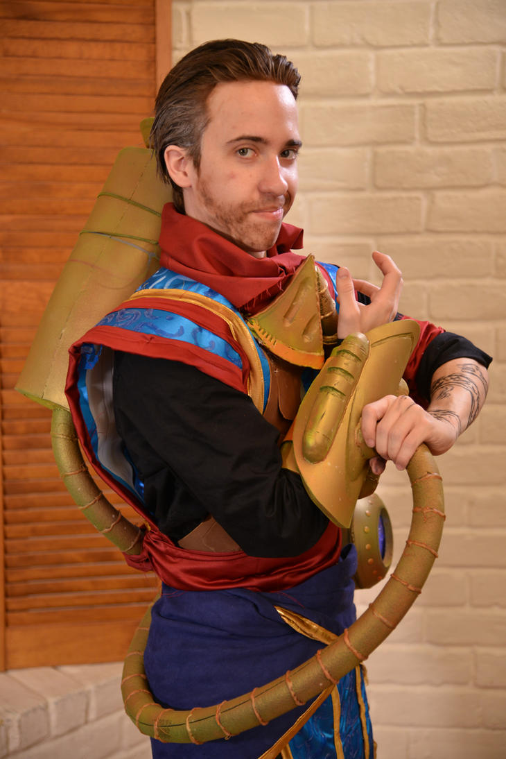 Ral Zarek MTG Cosplay 3 by DJdrummer on DeviantArt