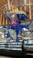 MTG Emrakul Balloon Sculpture