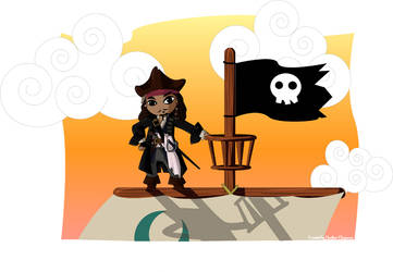 Pirates Life for Me by MiladyIsilwen