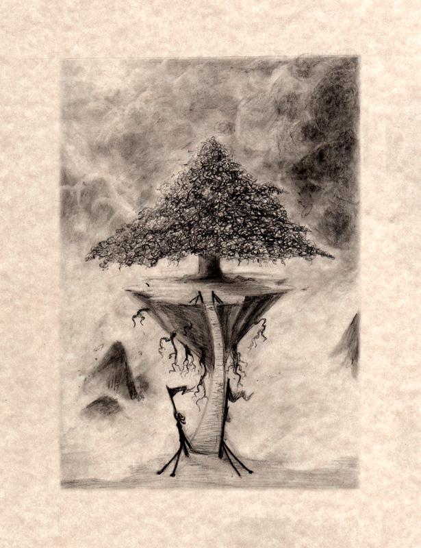 The Yindeinon Tree by MiladyIsilwen