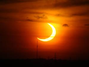 Solar Eclipse(Annular) June 10 2021