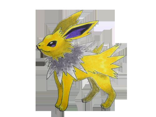 Pokemon Jolteon by match16