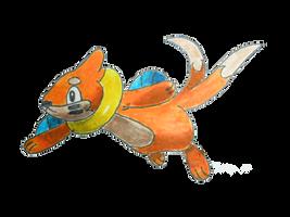 Pokemon Buizel by match16