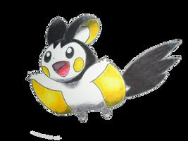 Pokemon Emolga by match16
