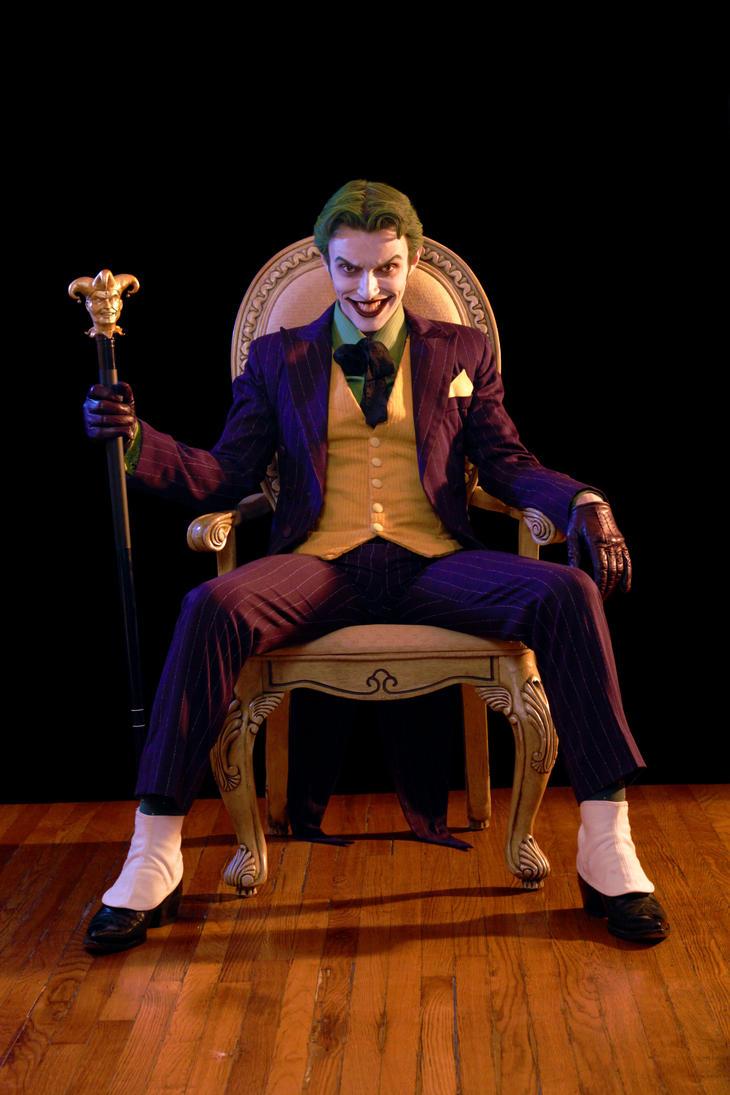 Joker - Original Resolution by armisiano